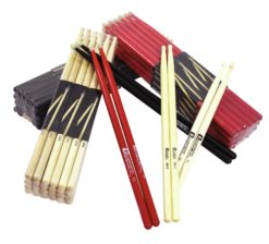 DIMAVERY DJDS-Jazz Drumsticks, oak