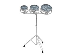 DIMAVERY DP-30 Roto Tom Set with stand