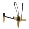 DIMAVERY Design Wood Guitar stand AC