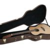 DIMAVERY Form case western guitar, brown