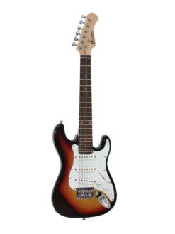 DIMAVERY J-350 E-Guitar ST sunburst