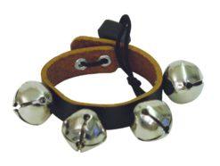 DIMAVERY Jingel band, 4 bells, 18 cm