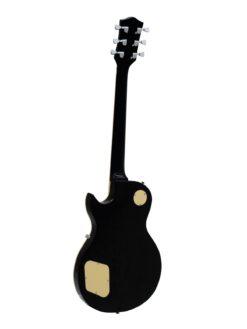 DIMAVERY LP-520 E-Guitar, black