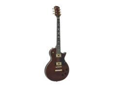 DIMAVERY LP-700 E-Guitar, honey hi-gloss