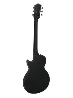 DIMAVERY LP-800 E-Guitar, satin black