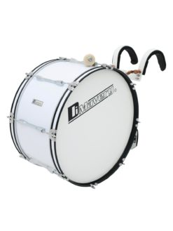 DIMAVERY MB-424 Marching Bass Drum 24x12