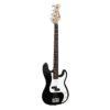 DIMAVERY PB-320 E-Bass, black