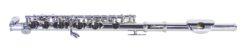 DIMAVERY PC-10 C Piccolo Flute, silver