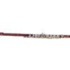 DIMAVERY QP-10 C Flute, red