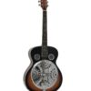 DIMAVERY RS-300 Resonator guitar sunburst