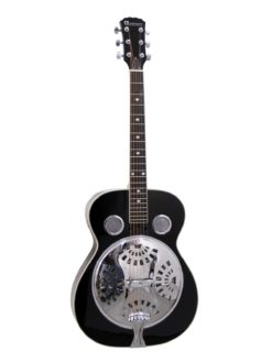 DIMAVERY RS-310 Resonator guitar black