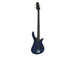DIMAVERY SB-201 E-Bass, blueburst
