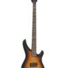 DIMAVERY SB-201 E-Bass, sunburst