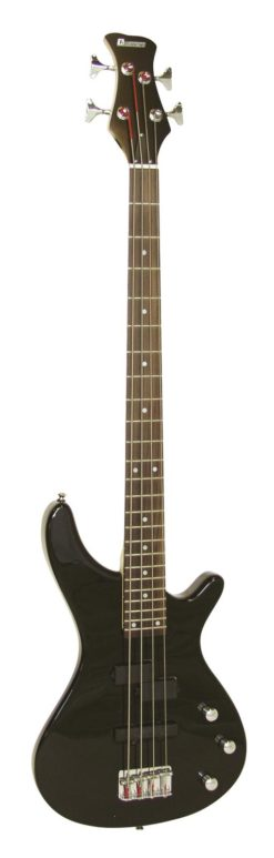 DIMAVERY SB-321 E-Bass, black