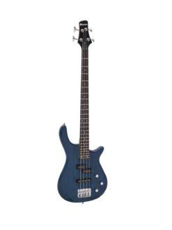 DIMAVERY SB-321 E-Bass, blue hi-gloss