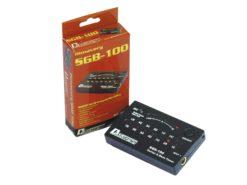 DIMAVERY SGB-100 Guitar & Bass Tuner