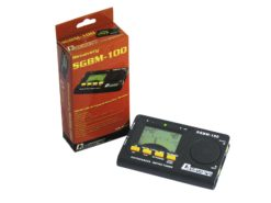 DIMAVERY SGBM-100 Tuner with metronome
