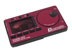 DIMAVERY SGBM-200 Tuner Metronome rd