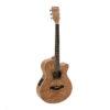 DIMAVERY SP-100 Western guitar, nature