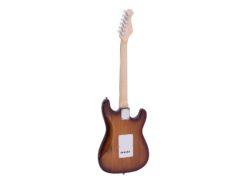 DIMAVERY ST-203 E-Guitar LH, sunburst