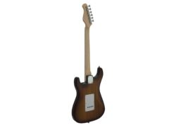 DIMAVERY ST-203 E-Guitar, sunburst
