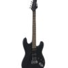 DIMAVERY ST-312 E-Guitar, satin black