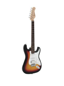 DIMAVERY ST-312 E-Guitar, sunburst