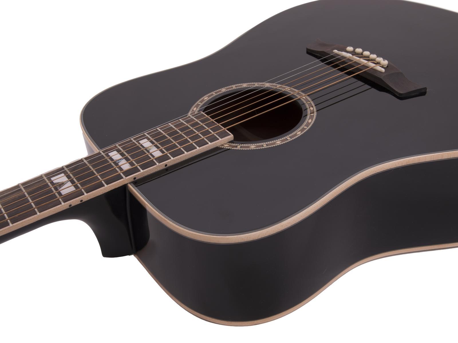 DIMAVERY STW-40 Western-Gitarre sunburst