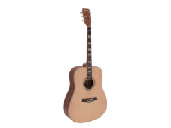 DIMAVERY STW-40 Western guitar, nature