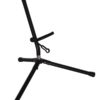 DIMAVERY Stand for Saxophone, black