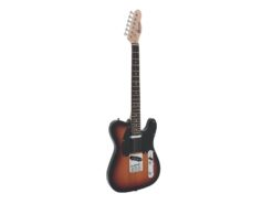 DIMAVERY TL-401 E-Guitar, sunburst