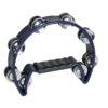 DIMAVERY TN-2 Tambourine plastic, blue