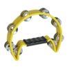 DIMAVERY TN-2 Tambourine plastic, yellow