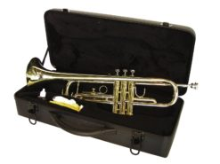 DIMAVERY TP-10 Bb Trumpet, gold
