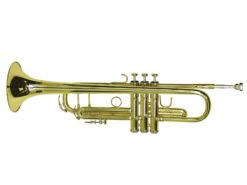 DIMAVERY TP-20 Bb Trumpet, gold