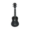 DIMAVERY UK-200 Ukulele, soprano, black