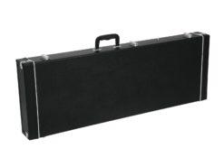 DIMAVERY Wooden Case for E-Guitar, rectangular