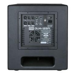 DLM-12SA Sistema di altoparlante con subwoofer attivo da 12