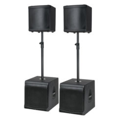 DLM Speakerset aste comprese