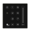 Domotion ART-8D controller a 8 canali, Nero