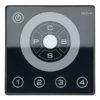 Domotion DLC-4 MKII Controller da prete, RGBW, 4 Scene, colore Nero