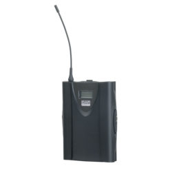 EB-193B Trasmettitore beltpack PLL Wireless 193 freq 740-764 MHz