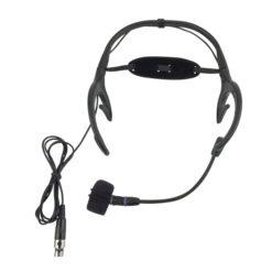 EH-1 Microfono cuffia a condensatore da palco