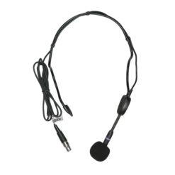 EH-5 Microfono cuffia a condensatore da palco