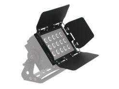 EUROLITE Barndoors for LED CLS-18x8W 4in1 RGBW bk