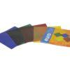 EUROLITE Color-Foil Set 19x19cm, four colors