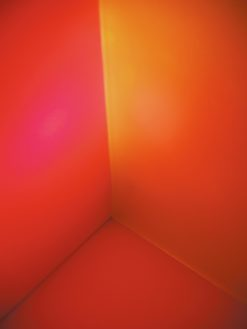 EUROLITE Dichro, light red, frost, 165x132mm