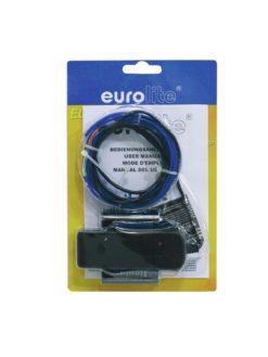 EUROLITE EL Wire 2mm, 2m, blue
