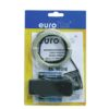 EUROLITE EL Wire 2mm, 2m, light blue