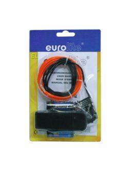 EUROLITE EL-Wire 2mm, 2m, red